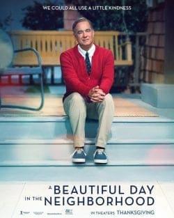A Beautiful Day in the Neighborhood – Key Art – Tom Hanks / Mr. Rogers