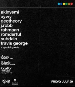 Ananthu Nair – Concert Poster : Flyer Distressed Grunge Design 001