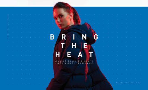 2XU – Bring the Heat Poster Design Campaign 002