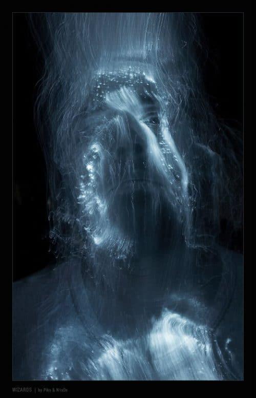 Plamena Koeva – Light Streak Double Exposure Minimal Photography 07