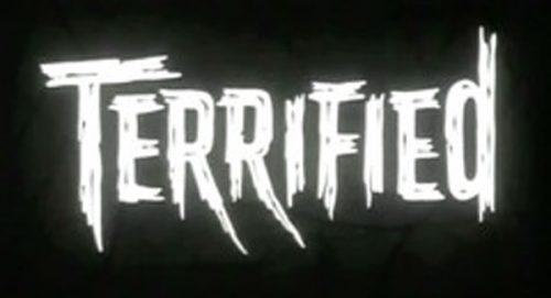 Terrified Title Treatment