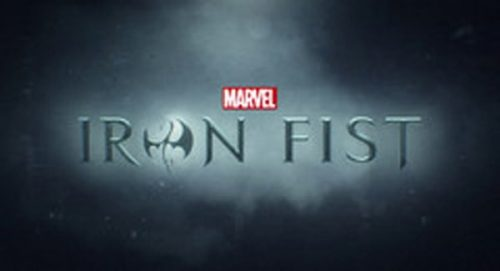 Marvel Iron Fist Title Treatment