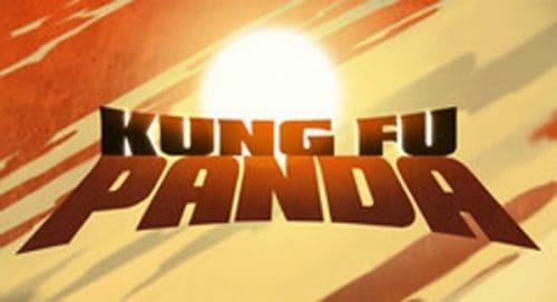 Kung Fu Panda Title Treatment