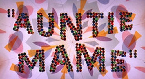 Auntie Mame Title Treatment