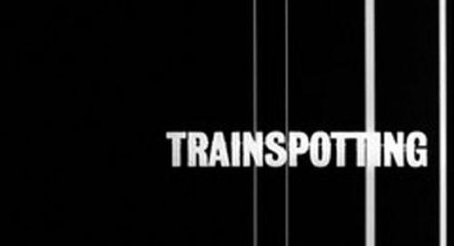 Trainspotting Title Treatment