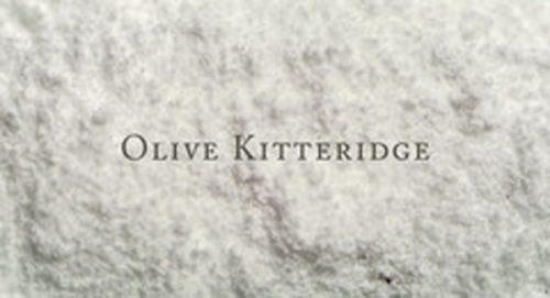 Olive Kitteridge Title Treatment