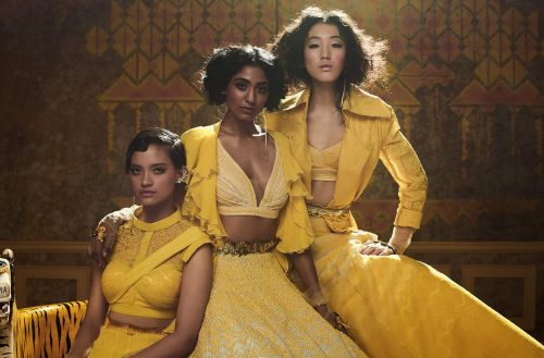 Shantanu & Nikhil – Yellow Fashion Photography 004