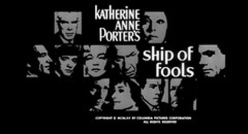 Ship Of Fools Title Treatment