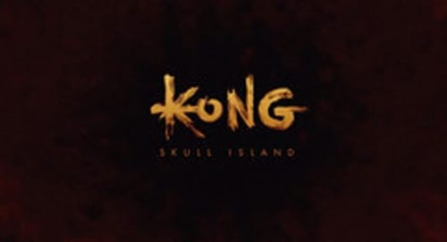 Kong Skull Island Title Treatment