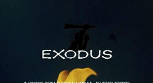 Exodus Title Treatment