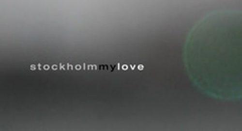 Stockholm My Love Title Treatment