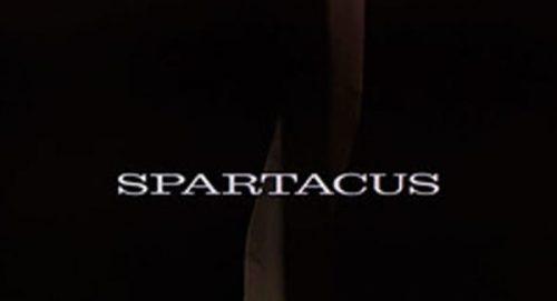 Spartacus Title Treatment
