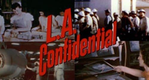 L.A. Confidential Title Treatment