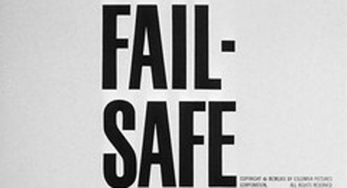 Fail Safe Title Treatment