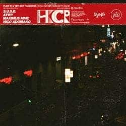 Ananthu Nair – Concert Poster : Flyer Distressed Grunge Design 008
