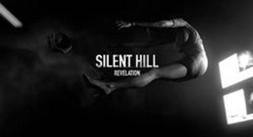 Silent Hill Revelation Title Treatment