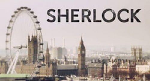 Sherlock Title Treatment