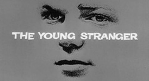 The Young Stranger Title Treatment