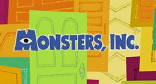 Monsters, Inc. Title Treatment