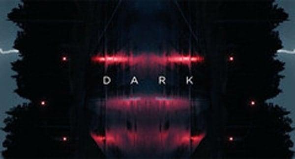 Dark Title Treatment