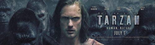 Tynell Marcelline – Tarzan – Horizontal Key Art