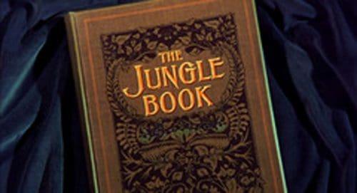 The Jungle Book Title Treatment