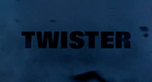 Twister Title Treatment