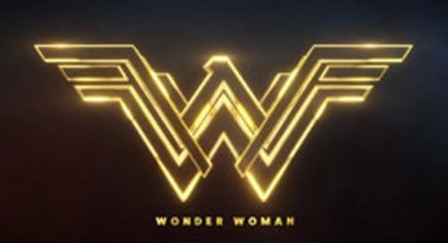 Wonder Woman Title Treatment