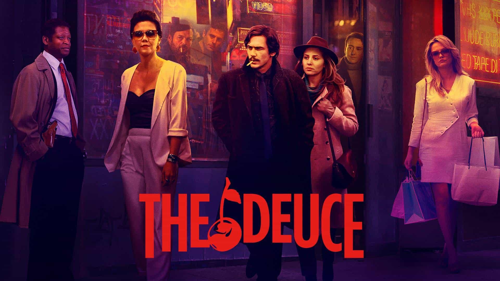 Resultado de imagem para the deuce season 3 poster