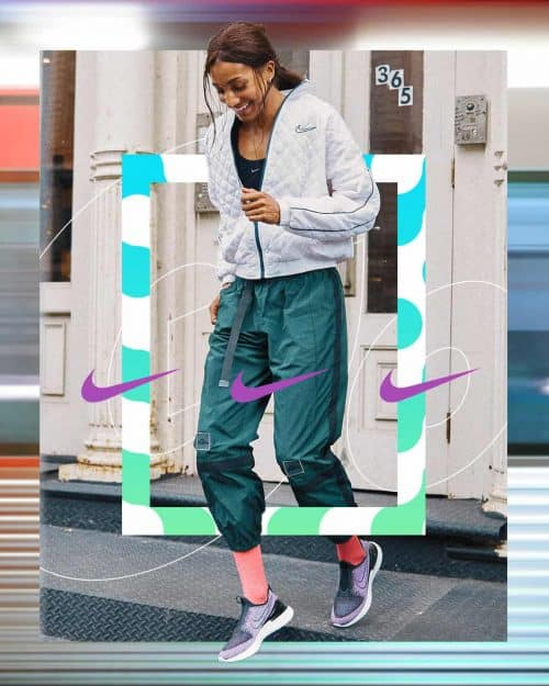 Tran La x Conscious Minds – Nike React IG Typographic Poster Campaign 4 (3)