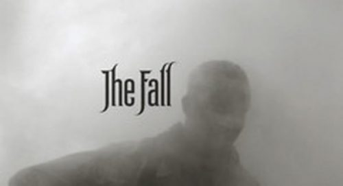 The Fall Title Treatment