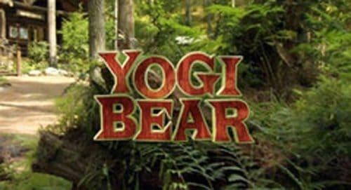 Yogi Bear Title Treatment