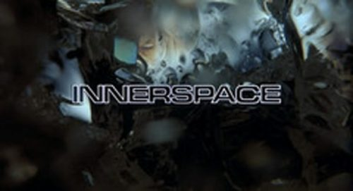 Innerspace Title Treatment
