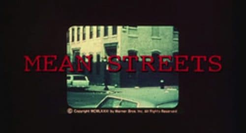 Mean Streets Title Treatment