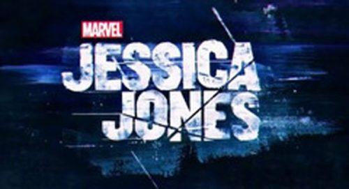 Marvel Jessica Jones Title Treatment