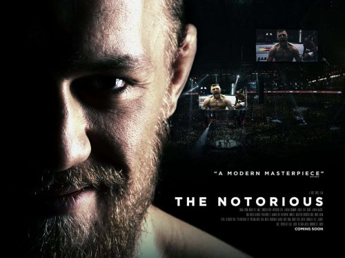 The Notorious – UFC – Conor McGregor – Key Art 002