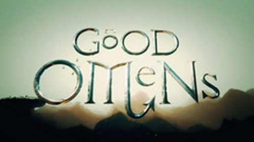 Good Omens Title Treatment