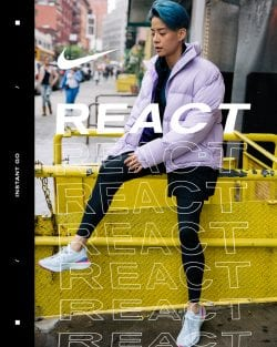 Tran La x Conscious Minds – Nike React IG Typographic Poster Campaign 4 (1)