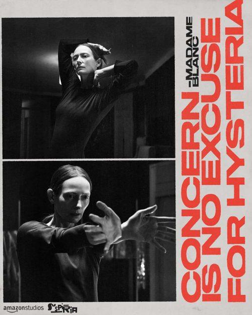Suspiria Poster Design