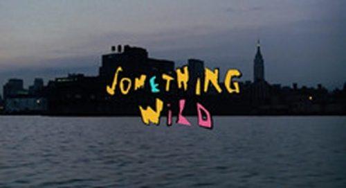 Something Wild Title Treatment