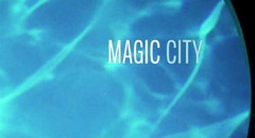 Magic City Title Treatment