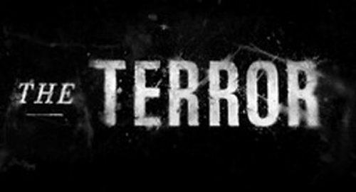 The Terror Title Treatment