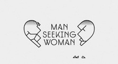 Man Seeking Woman Title Treatment