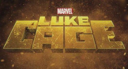Marvel Luke Cage Title Treatment