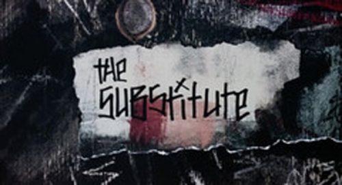 The Subtitute Title Treatment