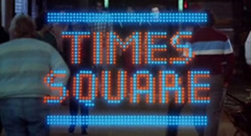 Times Square Title Treatment