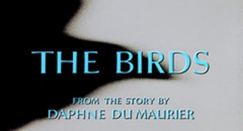 The Birds Title Treatment