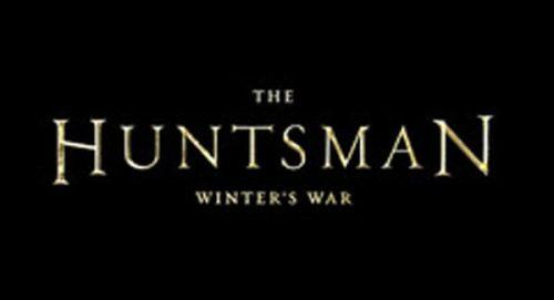 The Huntsman Winter's War Title Treatment