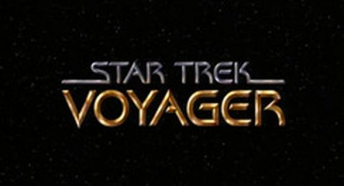 Star Trek Voyager Title Treatment