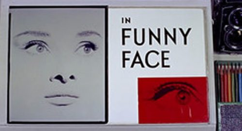 The Funny Face Title Treatment